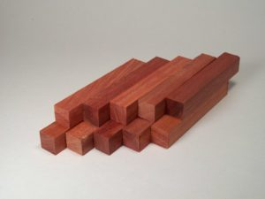 Bloodwood Pen Blanks