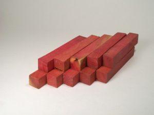 Pink Ivory Pen Blanks