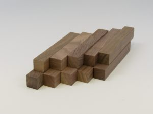 Walnut Pen Blanks