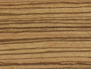 Zebrawood Thin Stock